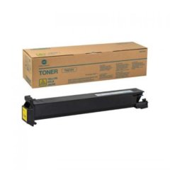 Konica Minolta Bizhub C253 Yellow Toner Cartridge