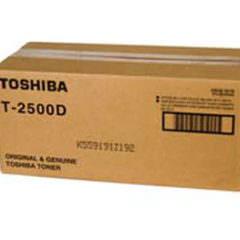 Toshiba T2500D Twin Pack Toner Cartridge (Genuine)
