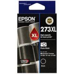 273xl-Photo-black-240x240 Epson 273XL Photo Black C13T275192 High Capacity Claria Premium Ink Cartridge (Genuine)
