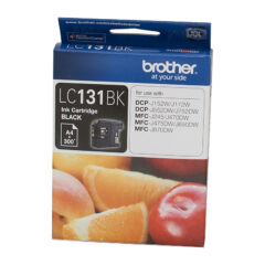 Brother LC-131 Black Ink Cartridge