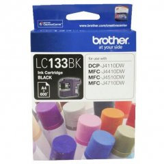 Brother LC-133 Black Genuine Ink Cartridge