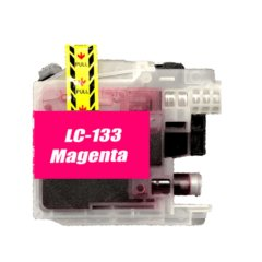 Brother LC-133 Magenta Ink Cartridge (Compatible)