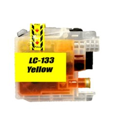 Brother LC-133 Yellow Ink Cartridge (Compatible)