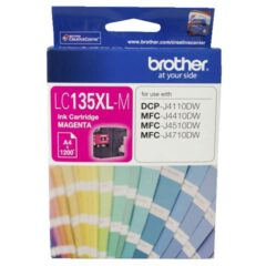 Brother LC-135XL Magenta Ink Cartridge