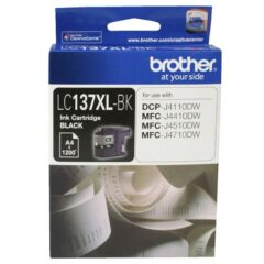 Brother LC-137XL Black Ink Cartridge