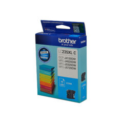 Brother LC-235XL Cyan Ink Cartridge