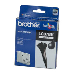 Brother LC-37 Black Ink Cartridge