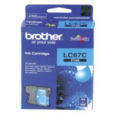 Brother LC-67 Cyan Ink Cartridge