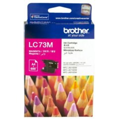 Brother LC-73 Magenta Ink Cartridge
