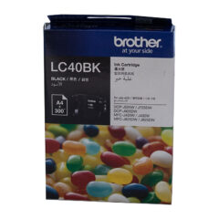 Brother LC-40 Black Ink Cartridge