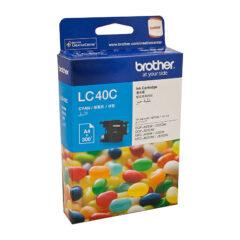 Brother LC-40 Cyan Ink Cartridge