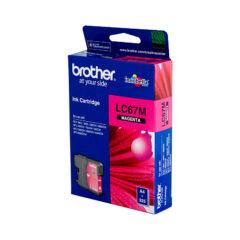 Brother LC-67 Magenta Ink Cartridge