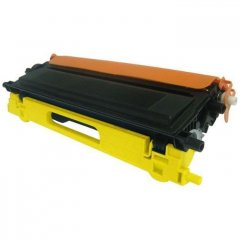 Brother TN-155Y Yellow Compatible Toner Cartridge