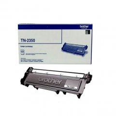 Brother TN-2350 Black Genuine Toner Cartridge