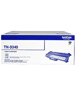Brother-TN-3340-Genuine Brother TN-3340 Black Toner Cartridge (Genuine)