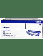 Brother TN-3340 Black Toner Cartridge (Genuine)