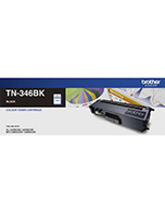 Brother-TN-346-Black-Genuine Brother TN-346 Black Toner Cartridge (Genuine)