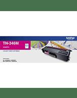 Brother TN-346 Magenta Toner Cartridge (Genuine)