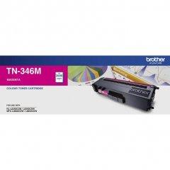 Brother TN-346M Magenta Toner Cartridge