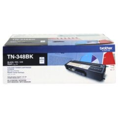Brother TN-348 Black Toner Cartridge