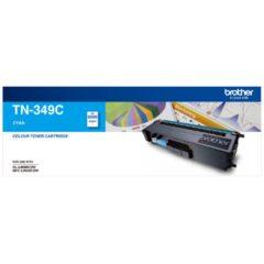 Brother TN-349C Cyan Toner Cartridge