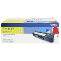 Brother TN-348 Yellow Toner Cartridge