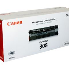 CART308-240x240 Canon CART-308 Black Toner Cartridge (Genuine)
