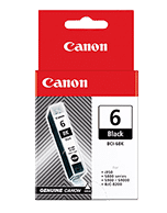 Canon BCi-6 Black Ink Cartridge (Genuine)