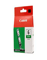 Canon-BCI-6-Green-Genuine Canon BCi-6 Green Ink Cartridge (Genuine)