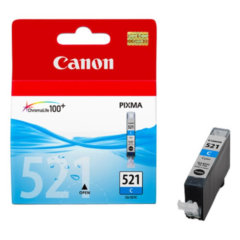 Canon CLi-521 Cyan Ink Cartridge
