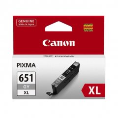 Canon CLi-651XL Grey Ink Cartridge