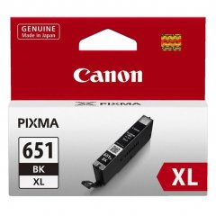 Canon CLi-651XL Black Ink Cartridge