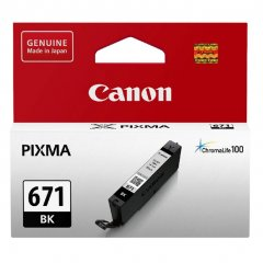 Canon CLi-671 Black Ink Cartridge