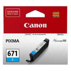 Canon CLi-671 Cyan Ink Cartridge
