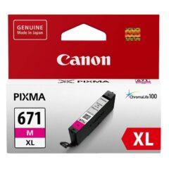 Canon CLi-671XL Magenta Ink Cartridge