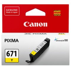 Canon CLi-671 Yellow Ink Cartridge
