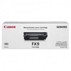 Canon FX-9 Black Toner Cartridge