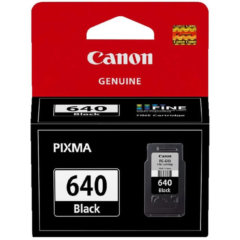 Canon PG-640 Black Ink Cartridge