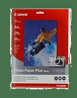 Paper Canon PP201A4 Photo Paper Plus A4 (Genuine)