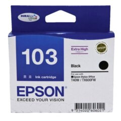 Epson 103 Black Ink Cartridge