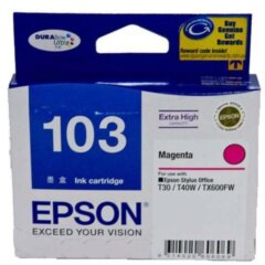 Epson 103 Magenta Ink Cartridge