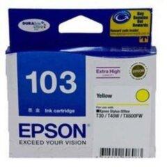 Epson 103 (C13T103492) Yellow Ink Cartridge