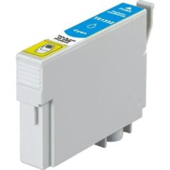 Compatible Epson 133 Cyan Ink Cartridge