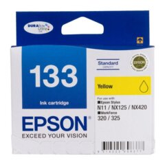Epson 133 Yellow Ink Cartridge