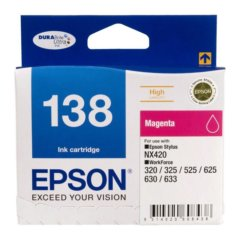 Epson 138 Magenta Ink Cartridge