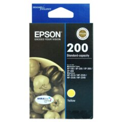 Epson 200 Yellow Ink Cartridge
