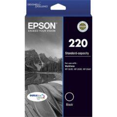 Epson 220 [C13T293192] Black Ink Cartridge