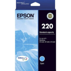 Epson 220 Cyan Ink Cartridge