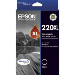 Epson 220XL Black Ink Cartridge