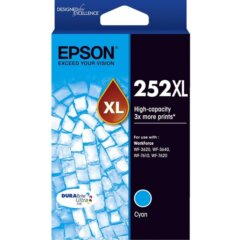 Epson 252XL Cyan Ink Cartridge